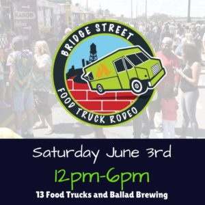 Bridge Street Food Truck Rodeo